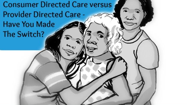 consumer directed care is often confused with person centred care, what is the difference?