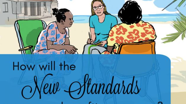 new standards - benefit for consumers