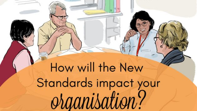 new standards - organisational impact