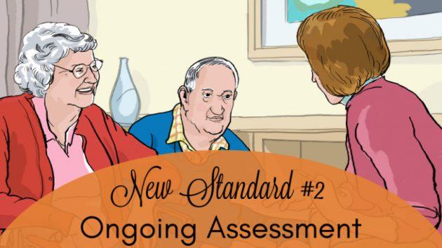 standard 2 - ongoing assessment