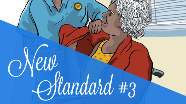 standard 3 - personal care