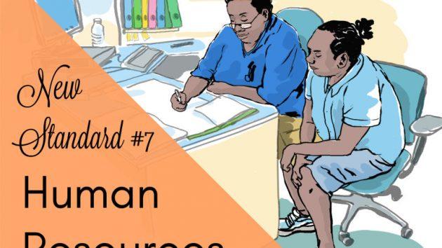 standard 7 - human resources