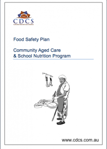 Keep your Food Safety Plan somewhere easy to find