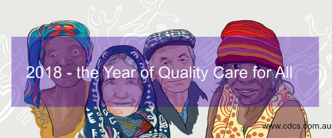 2018 – the 'Year of Quality Care for All'