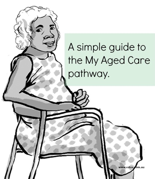 A simple guide to the My Aged Care intake pathway