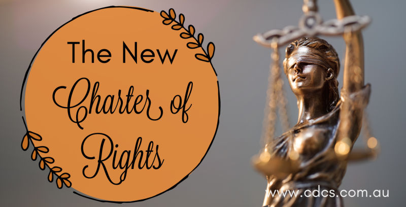 The New Charter of Aged Care Rights