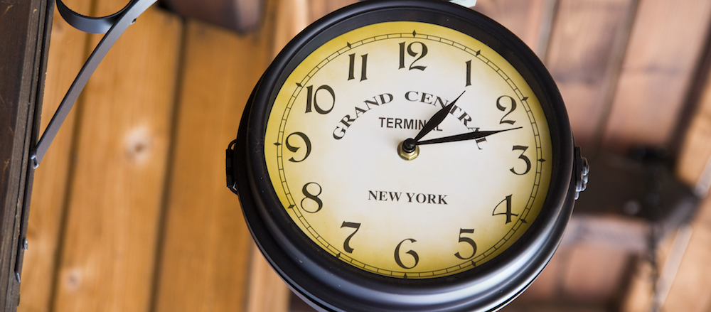 The Ticking Clock – Advance Care Planning
