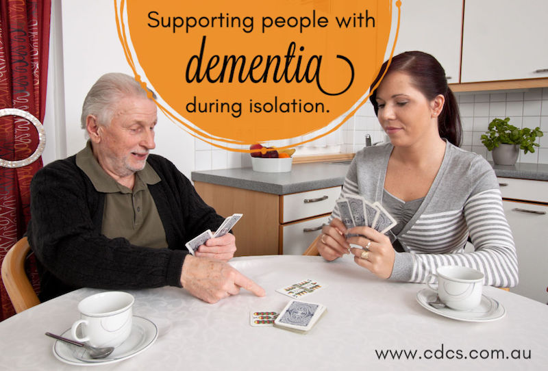 Dementia Wellbeing & Care During Isolation