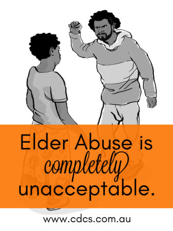 Elder Abuse – why it's important to talk about it, recognise it, and act