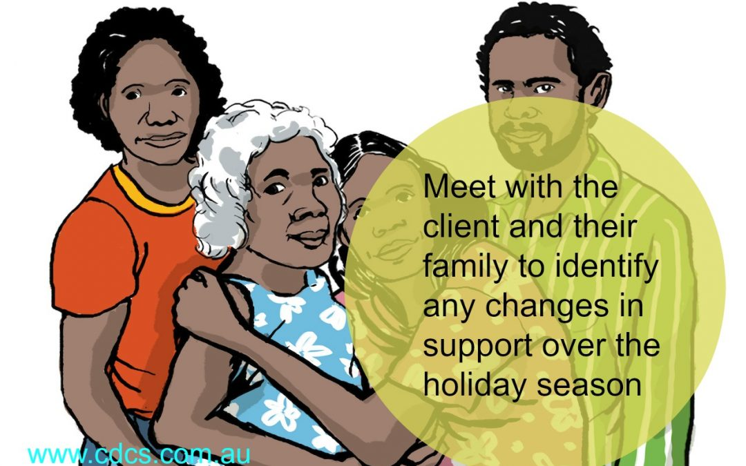 Supporting Vulnerable Clients over the Christmas Period