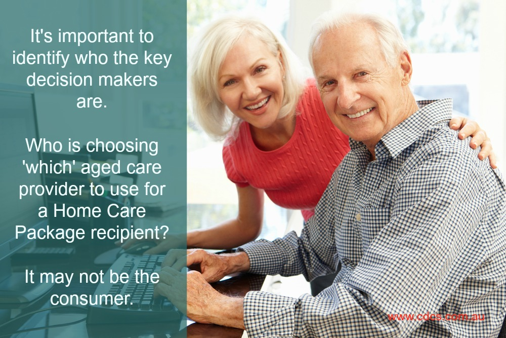 Aged Care Marketing – Who are the Decision Makers?
