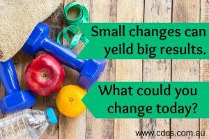 healthy life change
