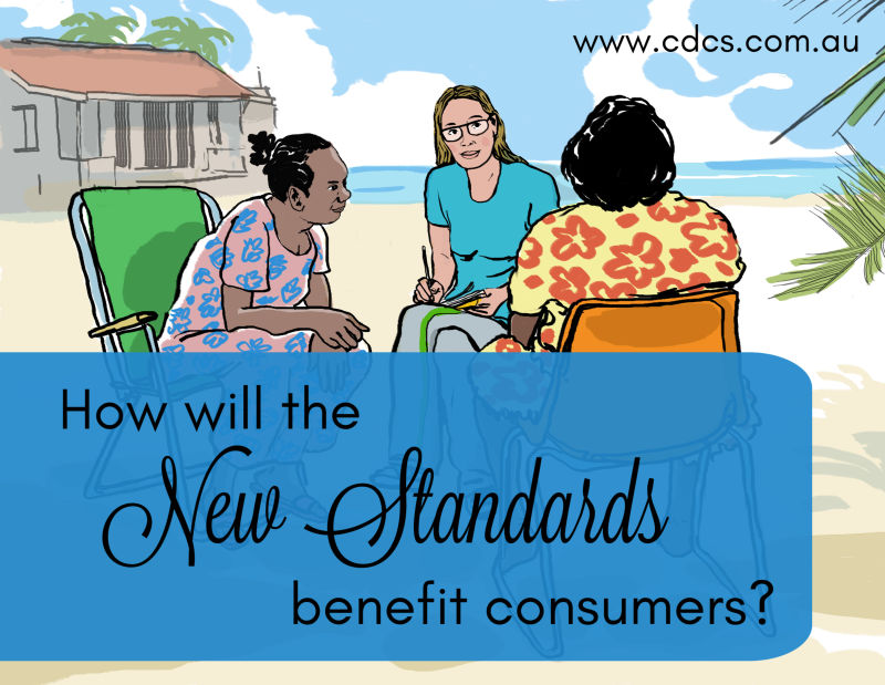 What Difference will the New Aged Care Quality Standards make to consumers?