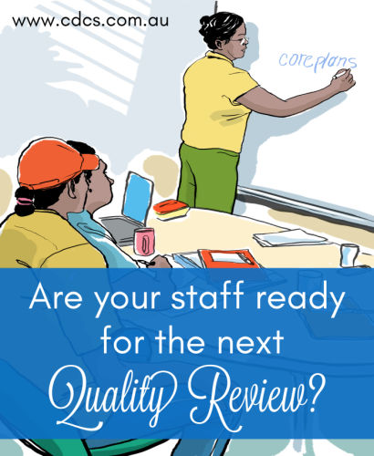 Quality Reviews – Preparing Your Staff