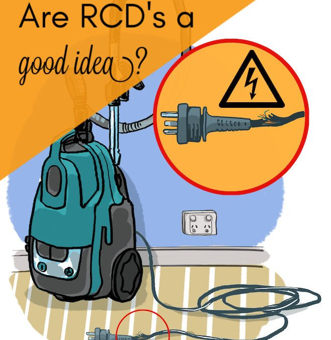 Residual Current Devices – Do you really need to use them?