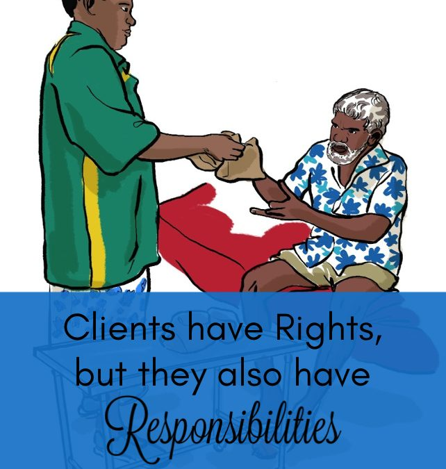 Aged Care Rights – Not Without Responsibilities