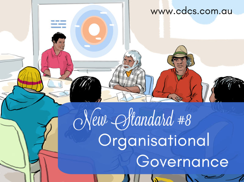 'The Greatest Show' – Organisational Governance | New Aged Care Standard #8