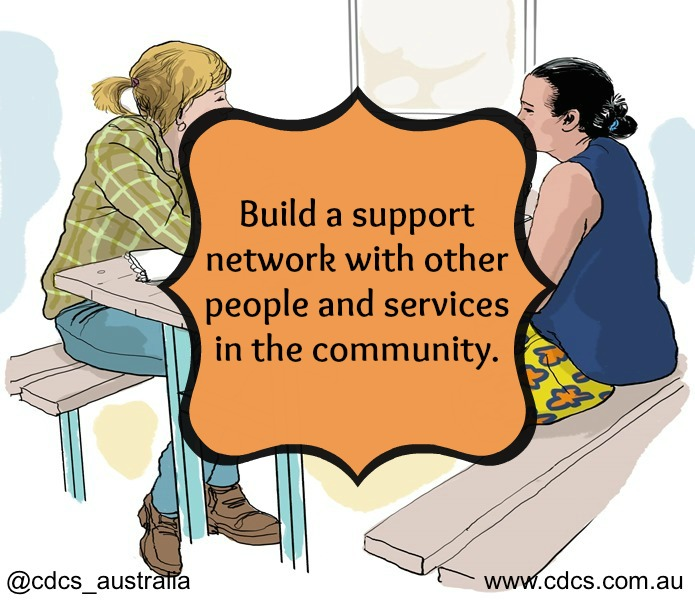 Building Aged Care Support Networks in Your Community